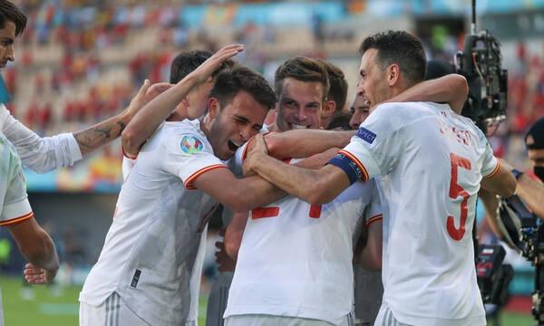 Euro 2020: Σλοβακία-Ισπανία 0-5