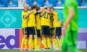 Euro 2020: Σουηδία-Πολωνία 3-2