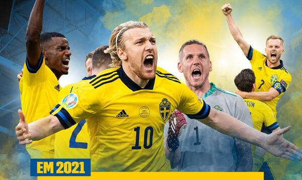 Euro 2020: Η βαθμολογία του Ε' Ομίλου