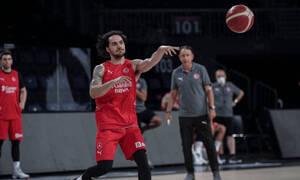 Προολυμπιακό Τουρνουά: Πλήγμα στην Τουρκία με Λάρκιν - Δεν πάει στον Καναδά