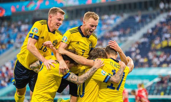 Euro 2020: Έτσι η Σουηδία επικράτησε της Πολωνίας και τερμάτισε πρώτη (photos+video)