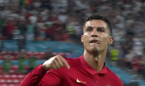 Euro 2020: Θρίλερ! Ισοφάριση... πρόκρισης ο Κριστιάνο Ρονάλντο