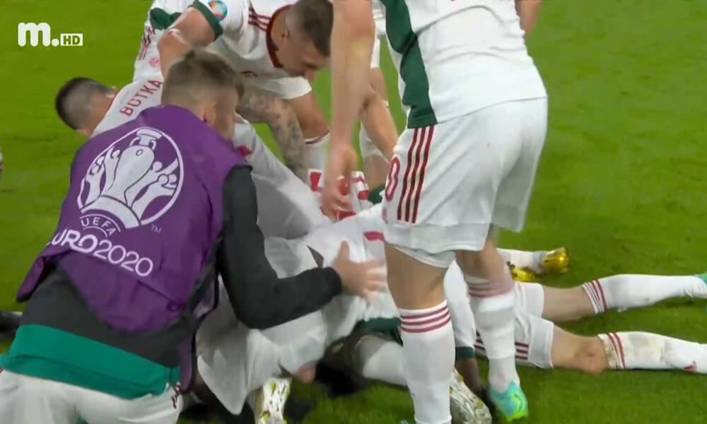 Euro 2020: Ο Χάβερτζ 1-1 και 2η η Γερμανία - Απάντηση Ουγγαρίας κι εκτός τα «πάντσερ»!  (video)