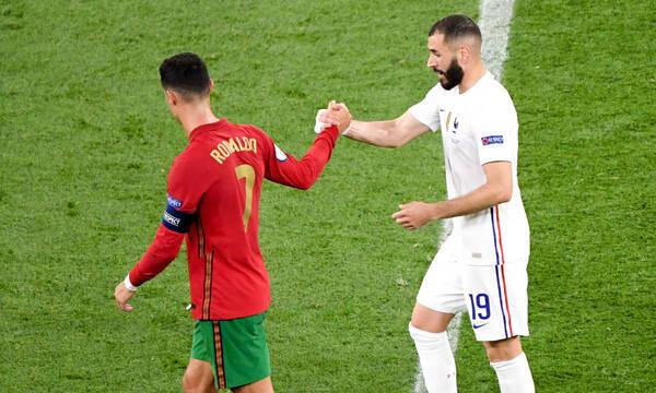 Euro 2020: Πορτογαλία - Γαλλία 2-2