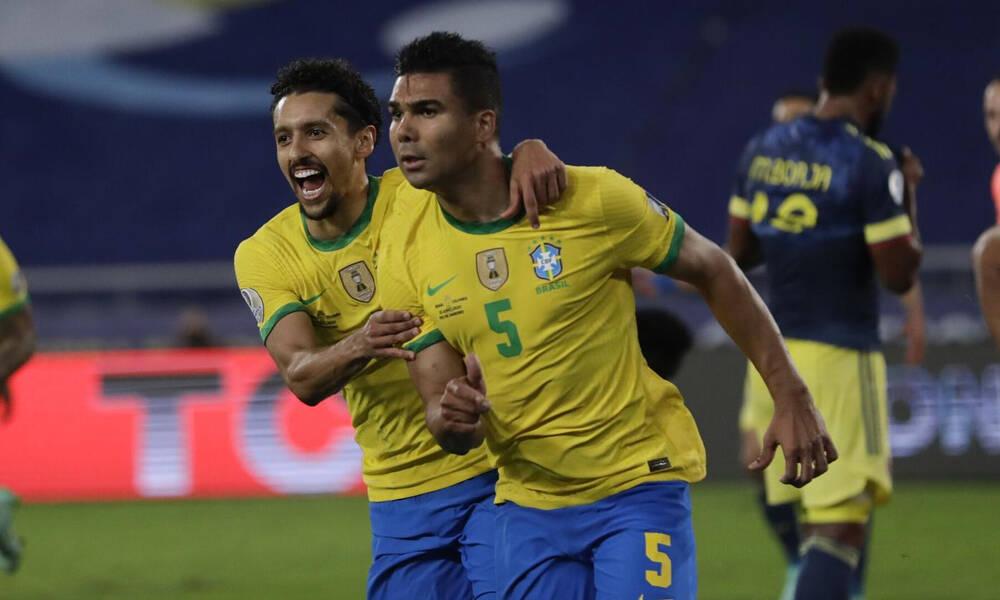 Copa America: Τεράστια ανατροπή για Βραζιλία - «Φωνές» από Κολομβία (photos+video)