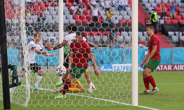 Euro 2020: Τα αυτογκόλ της διοργάνωσης – Σπάνε τα κοντέρ! (video+photos)