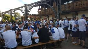 Euro 2020: Τουλάχιστον 80 κρούσματα κορονοϊού σε Φινλανδούς! (Video+Photos)