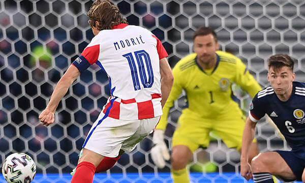 Euro 2020: Τα αριστουργήματα Σικ, Μόντριτς στον Δ' όμιλο (video)
