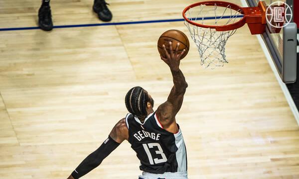 NBA: Στο κόλπο οι Κλίπερς με σούπερ Πολ Τζορτζ (video)