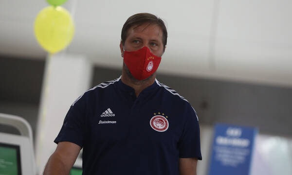 Ολυμπιακός: Αναχώρησε για Αυστρία - Δεν ανακοίνωσε αποστολή (photos)