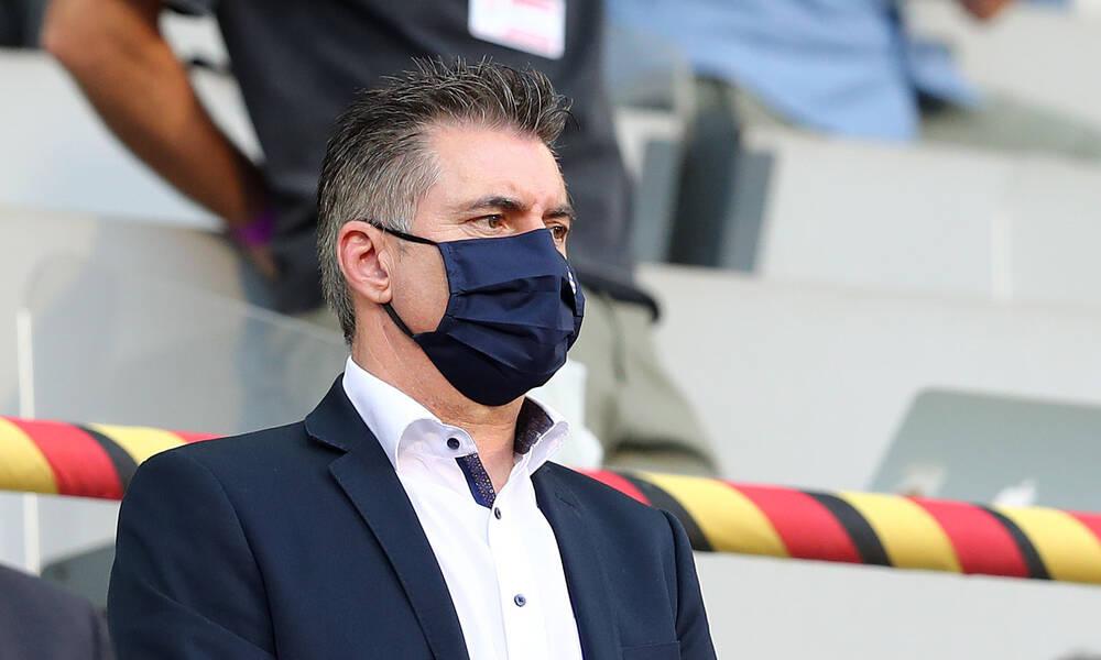 Ζαγοράκης: «Δεν μας τιμά να μην έχουμε ομάδα στο Europa League»