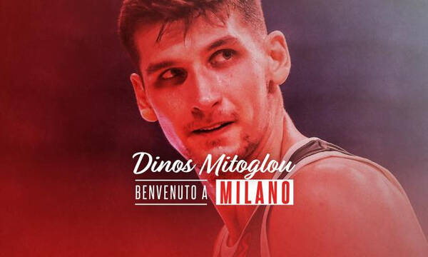 Επίσημο: Στην Αρμάνι Μιλάνο ο Ντίνος Μήτογλου (photo)