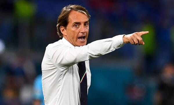 Euro 2020: Η σιγουριά του Μαντσίνι για την πρόκριση