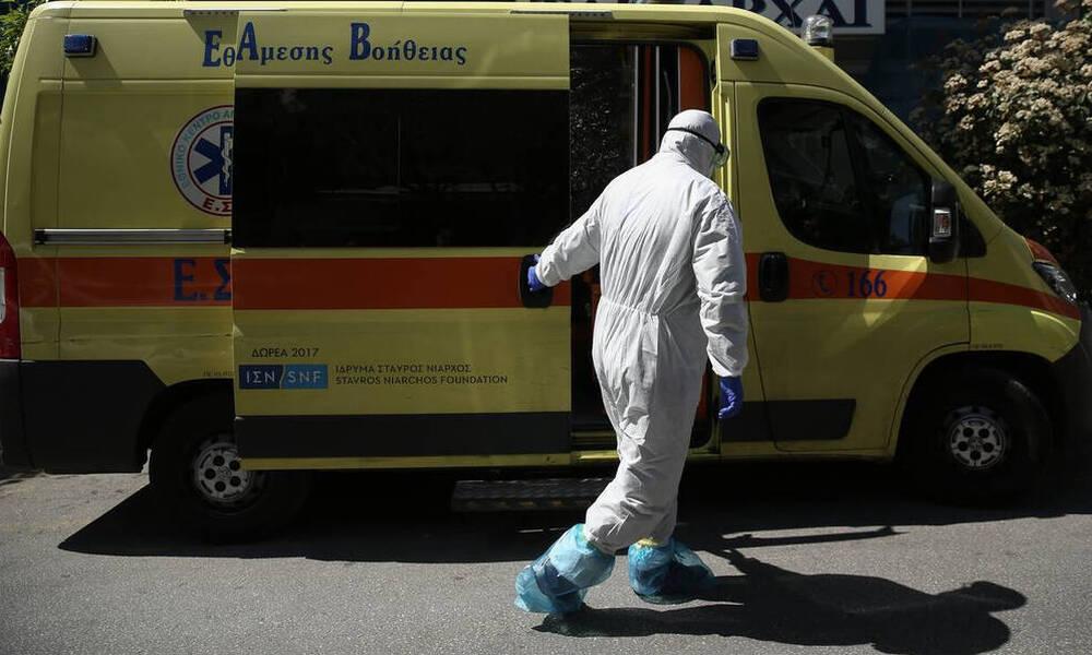 Κρούσματα σήμερα: 375 νέα ανακοίνωσε ο ΕΟΔΥ - 12 θάνατοι σε 24 ώρες, 238 οι διασωληνωμένοι