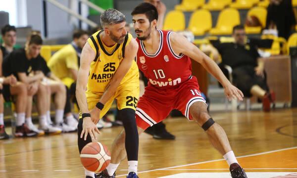 Α2 Ανδρών: Και τώρα οι δυο τους - Μάχη Ολυμπιακού με Μαρούσι με φόντο την Basket League