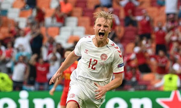 Euro 2020: Ουαλία-Δανία 0-4: Τα highlights του θριάμβου (video+photos)