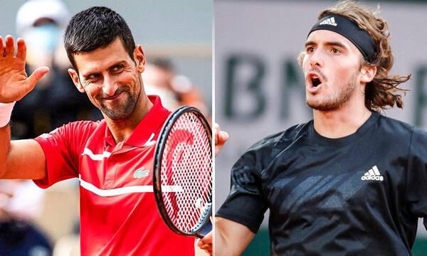 Τσιτσιπάς: Αποφασισμένος στο Wimbledon - Το μήνυμα που έστειλε στον Τζόκοβιτς