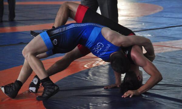 Πάλη: Πρωταθλητής Παίδων στην Ελληνορωμαϊκή ο Αρχέλαος Κατερίνης