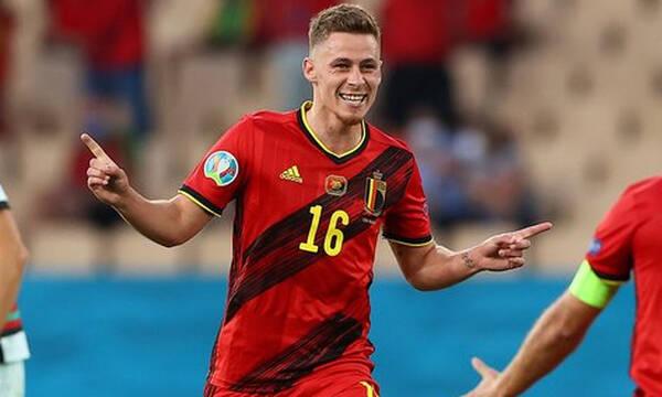 Euro 2020: Βέλγιο-Πορτογαλία 1-0 – Τα highlights της πρόκρισης των «κόκκινων διαβόλων»! (video)