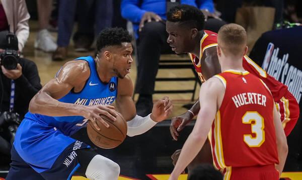 NBA: «Σπάσιμο» έδρας και προβάδισμα για Μπακς (photos+video)