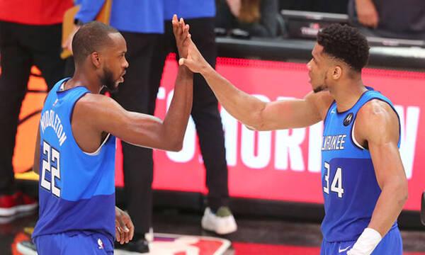 NBA: Η αποθέωση του Γιάννη για Μίντλετον και η δύσκολη συνέχεια