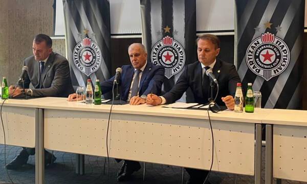 Ομπράντοβιτς: «Γύρισα λόγω του συναισθήματος»