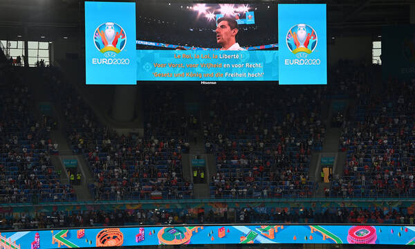 Euro 2020: Κανονικά στην Αγία Πετρούπολη ο προημιτελικός, παρά τα κρούσματα κορονοϊού
