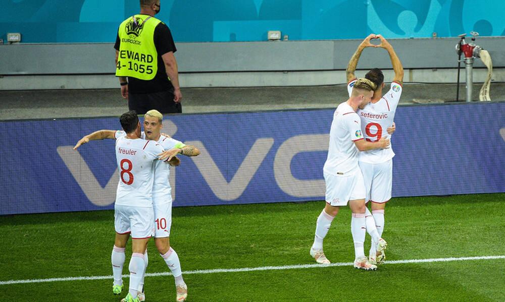 Euro 2020: Γαλλία-Ελβετία 4-5 πεν. (3-3 κ.α. και παράταση)
