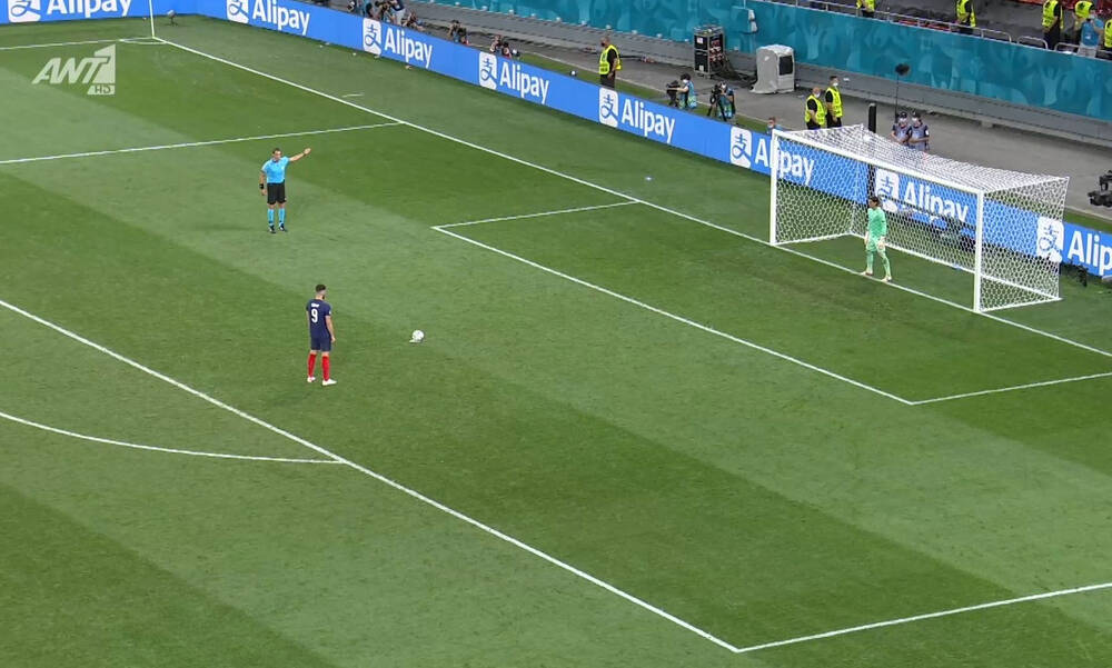 Euro 2020: Γαλλία-Ελβετία 4-5 πεν. (3-3 κ.α., παρ.) – Η διαδικασία των πέναλτι στο θρίλερ! (video)