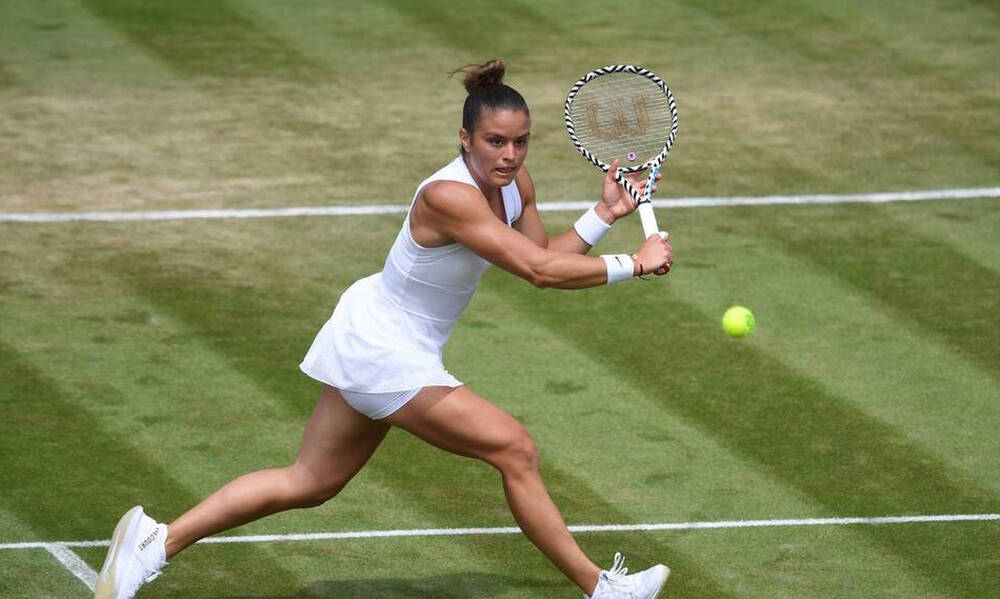 Μαρία Σάκκαρη: Την αποθέωσε η Άννα Βίσση - Το μήνυμα για την εμφάνισή της στο Wimbledon