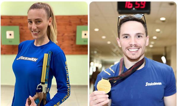 Ολυμπιακοί Αγώνες: Σημαιοφόροι στο Τόκιο Κορακάκη και Πετρούνιας