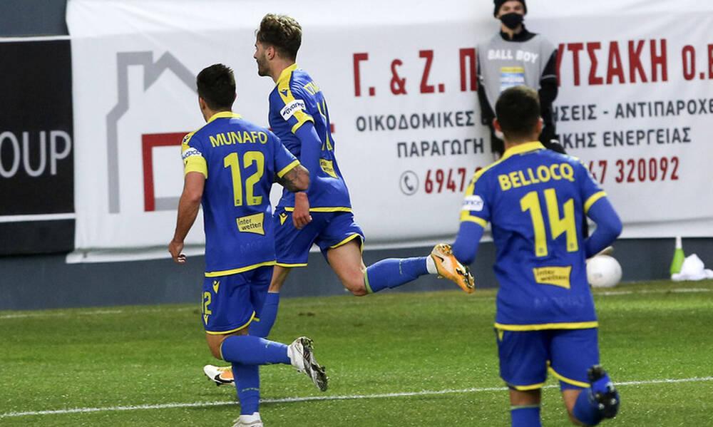 ΠΑΟΚ: Κλείνει παίκτη του Αστέρα Τρίπολης για την Β' ομάδα! (video+photos)