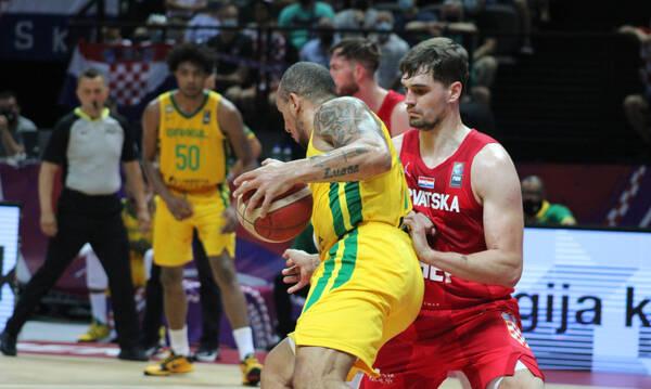 Προολυμπιακό Τουρνουά: Η Βραζιλία ισοπέδωσε την Κροατία στο Σπλιτ! (photos)
