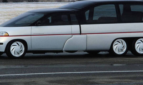 Τα χειρότερα concept cars όλων των εποχών