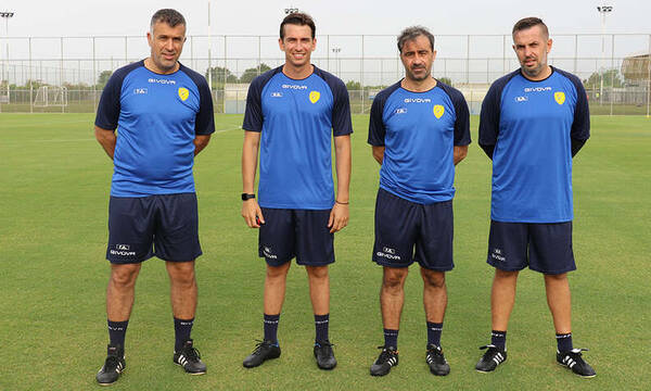 Παναιτωλικός: Επιστροφή στα γήπεδα με Αναστασίου και τα τρία νέα αποκτήματα! (photos+video)