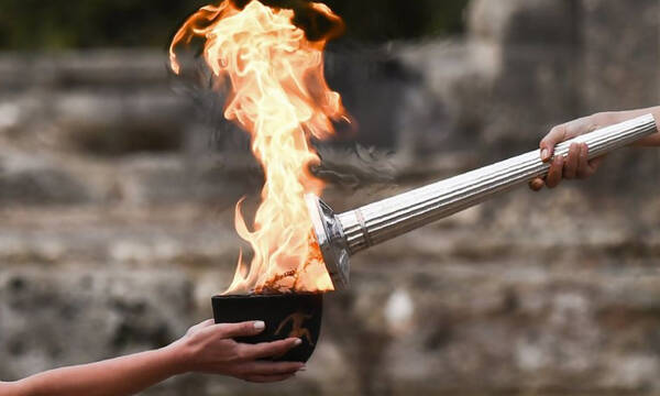 Θρήνος στον ελληνικό στίβο - «Έφυγε» ο πρώτος λαμπαδηδρόμος στους Ολυμπιακούς Αγώνες της Ρώμης