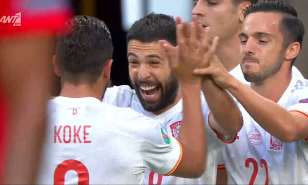 Euro 2020: Νέο αυτογκόλ στη διοργάνωση - Προβάδισμα Ισπανίας (video)