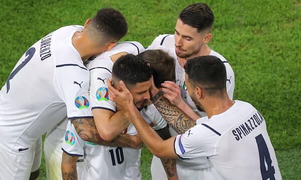 Euro 2020: Βέλγιο - Ιταλία 1-2