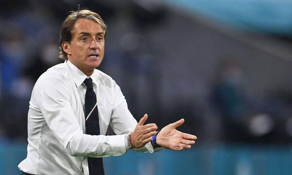 Euro 2020: Σε… πελάγη ευτυχίας ο Μαντσίνι – «Αξίζαμε τη νίκη, τα παιδιά ήταν εκπληκτικά»!