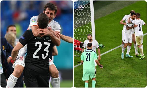 Euro 2020: Το πανόραμα της διοργάνωσης (02/07)