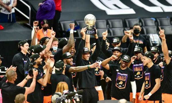 NBA: Οι καλύτερες στιγμές των Σανς στους τελικούς της Δύσης (video)
