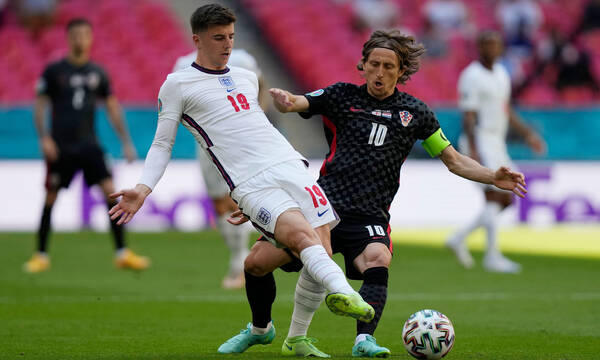Euro 2020: Σακά έξω, Μάουντ μέσα για την Αγγλία (photos)