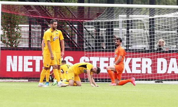 Φέγενορντ-ΑΕΚ: Γύρισαν το παιχνίδι οι Ολλανδοί (video)