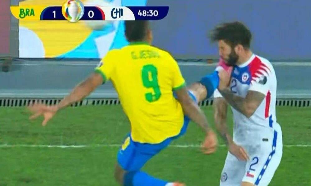 Copa America: Γκάμπριελ Ζέσους ο Ντε Γιονγκ του 2021! (Videos+Photos)