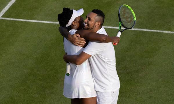 Wimbledon: Αποχώρησε τραυματίας ο Κύργιος