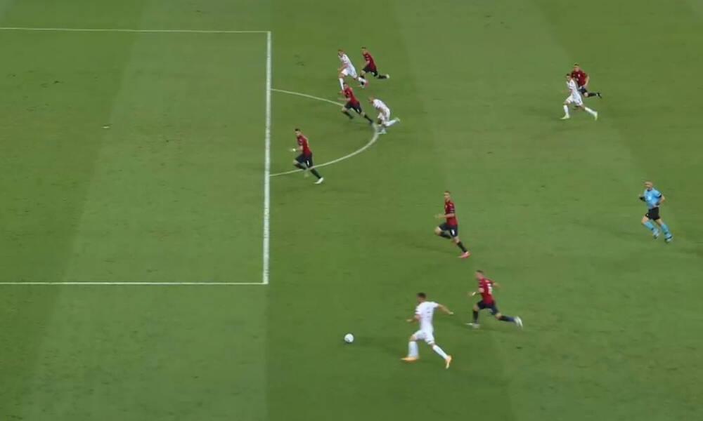 Euro 2020: Ξεμακραίνει η Δανία, 2-0 με Ντόλμπεργκ! (Video)