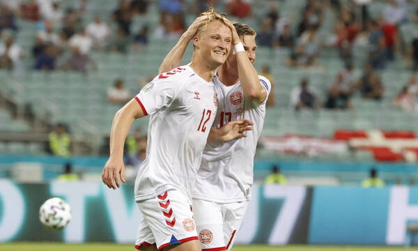 Euro 2020: Τσεχία-Δανία 1-2