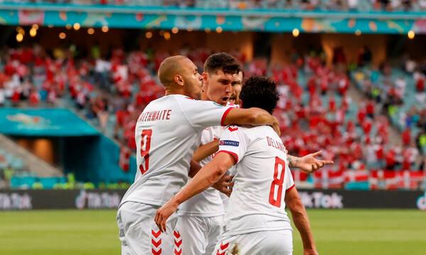 Euro 2020: Τσεχία-Δανία 1-2 – Τα highlights της νέας τεράστιας πρόκρισης (video+photos)