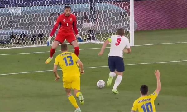 Euro 2020 – Ουκρανία-Αγγλία: Μαγική κάθετη του Στέρλινγκ κι 1-0 ο Κέιν! (video)