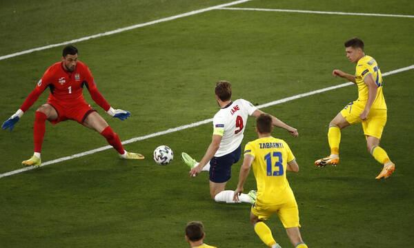 Euro 2020: Ουκρανία-Αγγλία 0-4: Τα highlights από το πάρτι των «λιονταριών»! (video+photos)